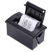 GOOJPRT QR701 Mini 58mm Embedded POS Receipt Thermal Printer with interface  RS232 / TTL for gas station