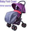 Carrinhos de bebê Tampa Pé Acessórios Carrinhos Pram Pushchair Stroller Newborn Inverno Pé Carro À Prova de Chuva À Prova de Vento Capô