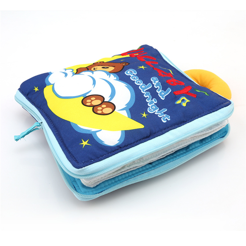 Soft-Books-Infant-Early-cognitive-Development-My-Quiet-Bookes-baby-goodnight-educational-Unfolding-Cloth-Books-Activity-Books-1