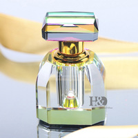 4ml Empty Crystal Vintage Perfume Bottle Antique Perfume Container Glass Bottle Refillable Bottle Gift For Women
