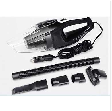 Car Vacuum Cleaner Wet And Dry Dual Use Super Suction 5meters 12v 120w Tile Car Vacuum