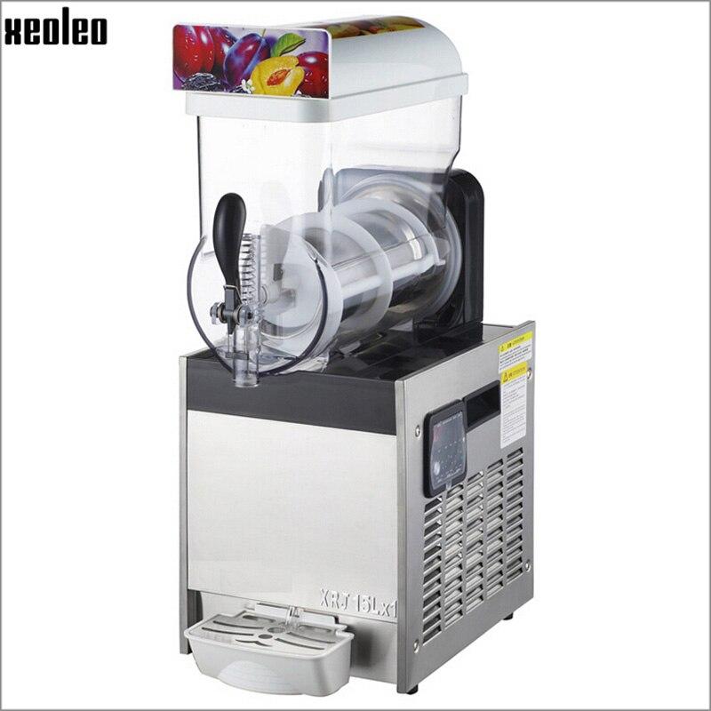 SlushMaking Machine DrinkSlushySmoothie Maker 30L H 110V HighPower