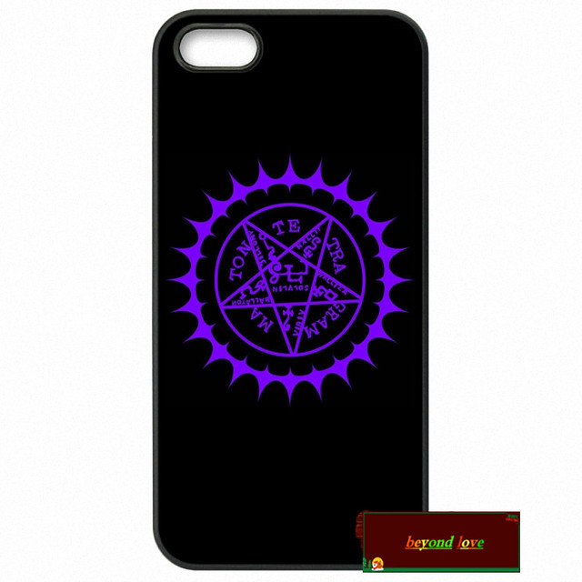 Black Butler Kuroshisutji Anime Protective Phone Case Cover for iphone & Samsung Galaxy