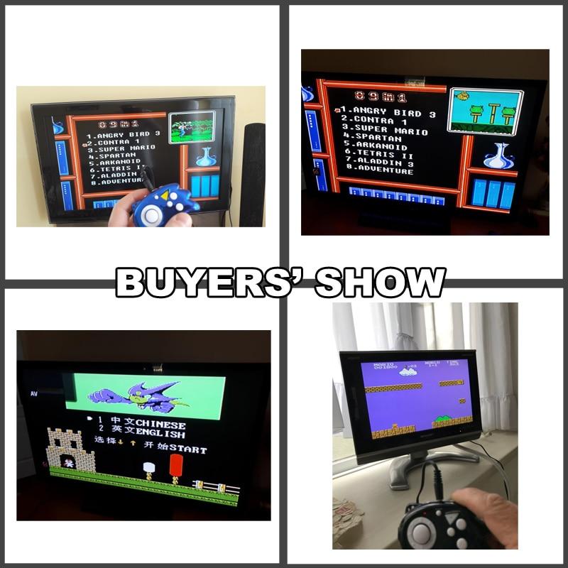 8 Bit Mini videospēļu konsoles spēlētāji izveido 89 klasiskās - Spēles un aksesuāri - Foto 4