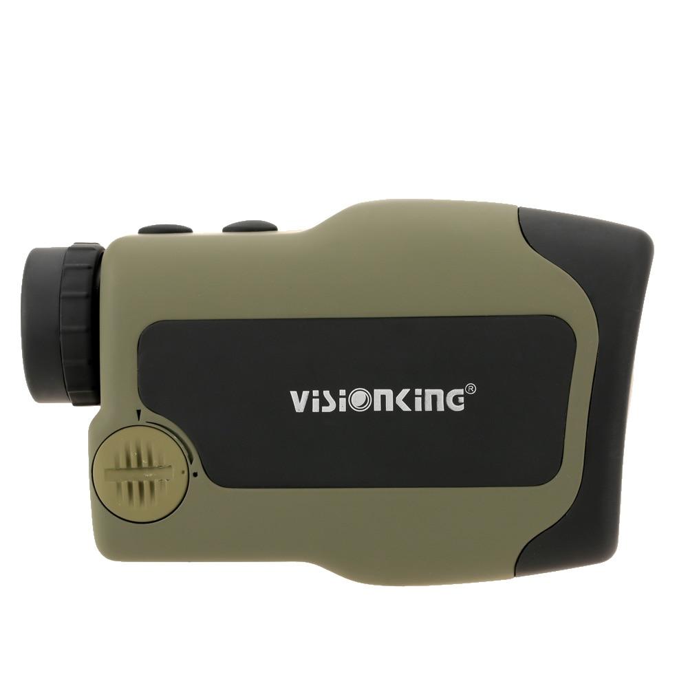 Visionking font b Rangefinders b font Optics SCC6X25 Hunting Golf Telescope Handheld Range Finder 600M Measurement