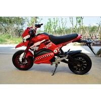 Hot Stijl Elektrische Motorfiets Citycoco 1200 W Elektrische scooter 72 V/20A Dubbele zitting Elektrische bick Elektrische motorfietsen