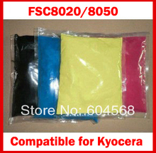 High Quality Compatible for  Kyocera fsc8020/fsc8050/8020/8050 Chemical Color Toner Powder Free Shipping