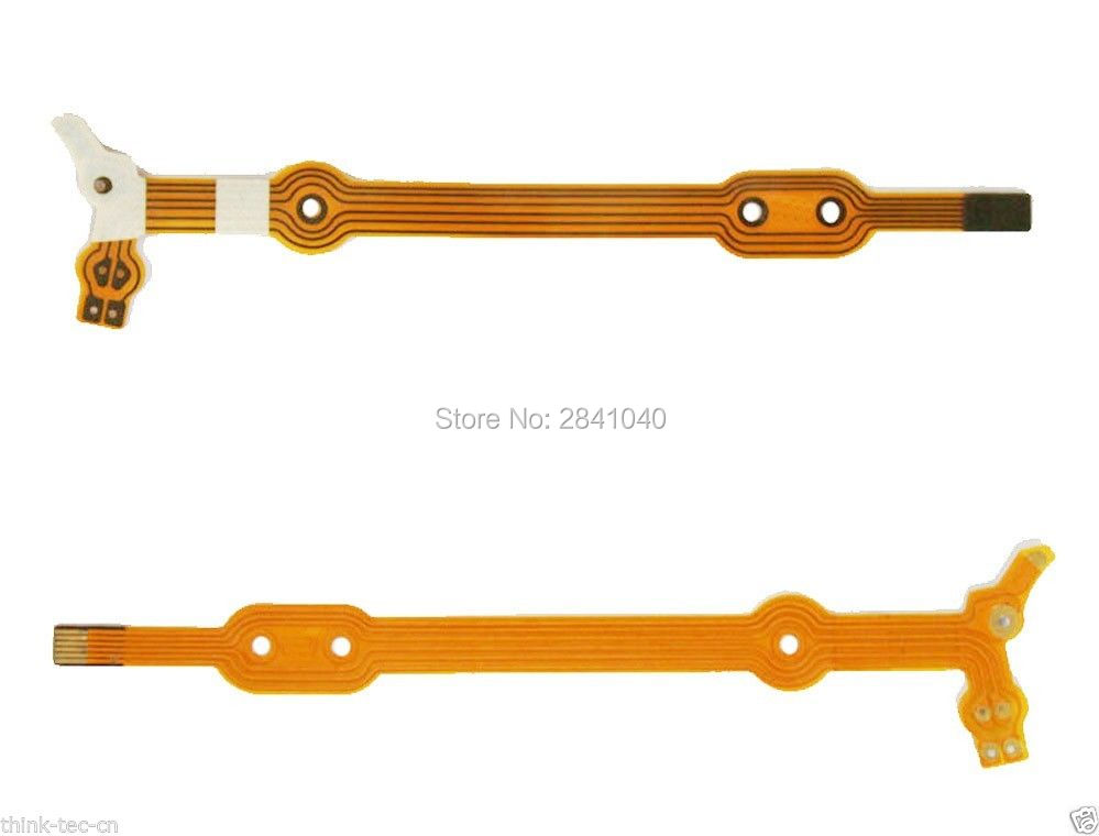 NEW Lens Aperture Flex Cable For SIGMA 18-125mm 18-250mm 18-125 Mm 18-250 Mm (For Canon Connector)