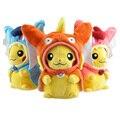 Pokemon Pikachu Cosplay X Magikarp Felpa Juguetes de la Muñeca 20 cm/30 cm Pokemon de la Felpa Animales de Peluche Juguetes de Peluche Brinquedos regalo para Los Niños