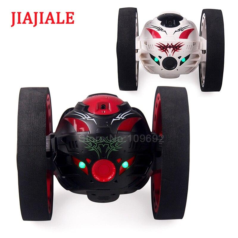 2.4g voiture de rebond équilibré et verticale de marche robot télécommande rapide et précis tournant livraison de tourner sur les enfants jouets