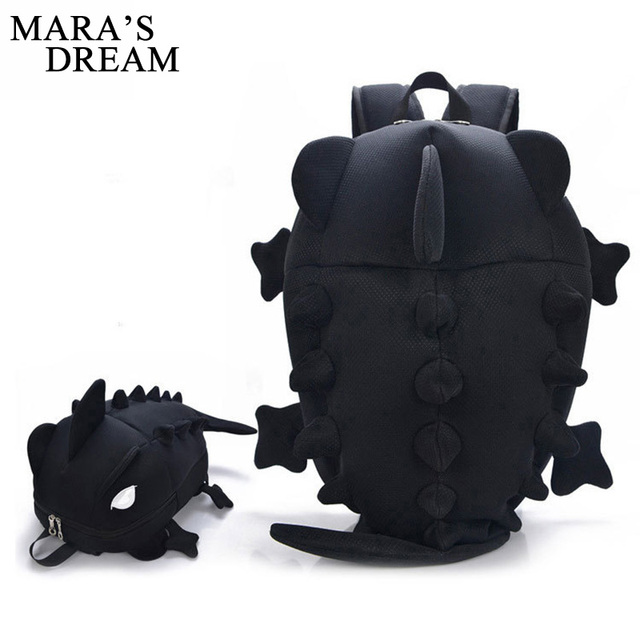 12d70238ef1c Mara s Dream 2018 Women Backpacks Cartoon Animal Shoulder School Bag For Teenagers  Girls Boys Chameleon Lizard Travel Bag-in Backpacks from Luggage   Bags ...