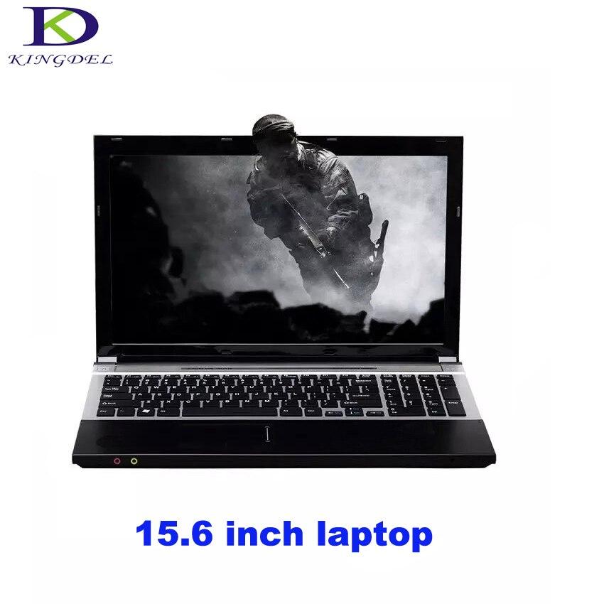 Classic Style 15.6 Inch Laptop Intel Pentium N3520 Quad Core Netbook HDMI USB 3.0 WIFI Bluetooth DVD-RW Home&work Computer 1TB