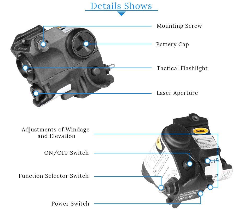 Laserspeed arma de luz e ponteiro laser