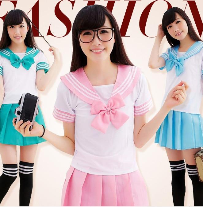 Japanese School Uniforms font b Sailor b font font b Moon b font font b Cosplay