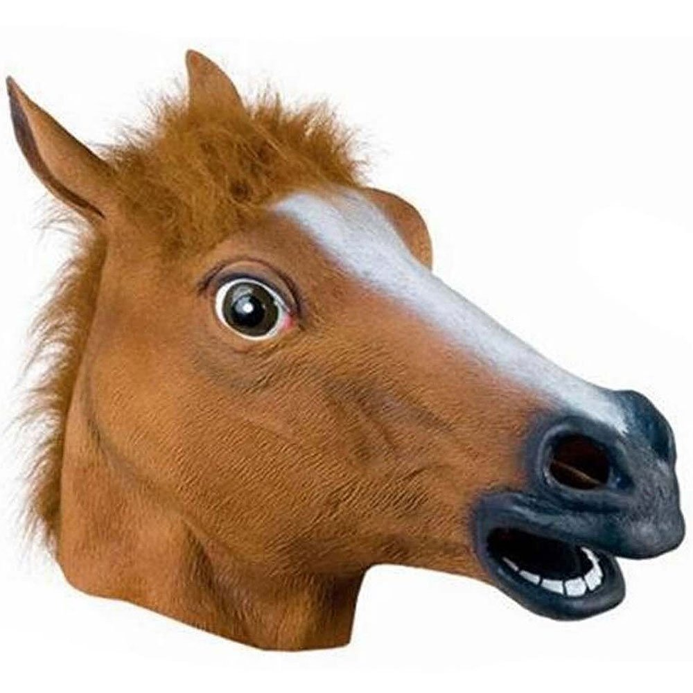Popular Horse Halloween Mask-Buy Cheap Horse Halloween Mask lots ...