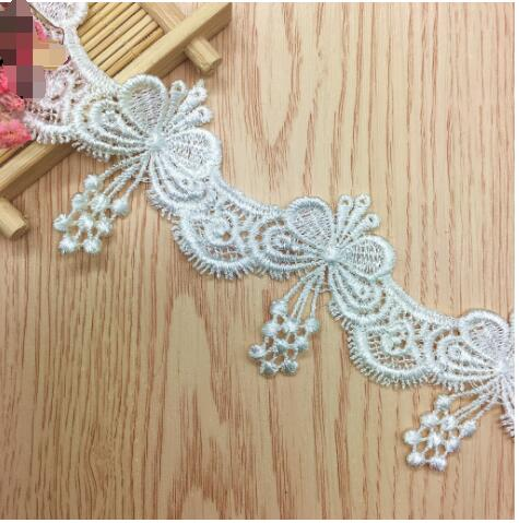 Classic exquisite water - soluble lace jewelry curtain accessories