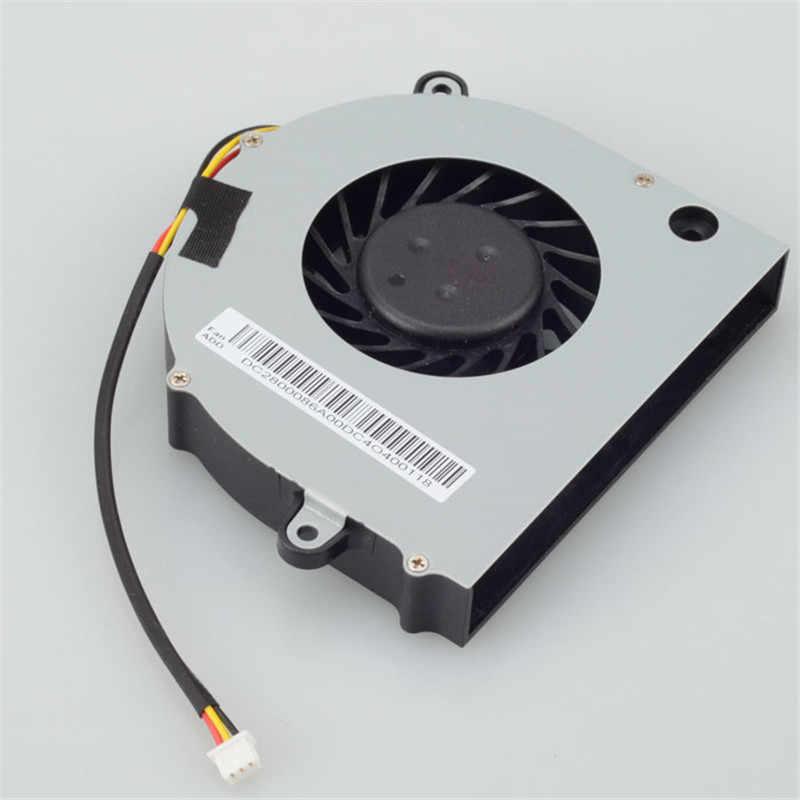 Máy Tính Xách Tay Quạt Tản Nhiệt CPU Thay Thế Thành Phần Phù Hợp Dành Cho Laptop Toshiba Satellite L500 L505 L555 Series Mát