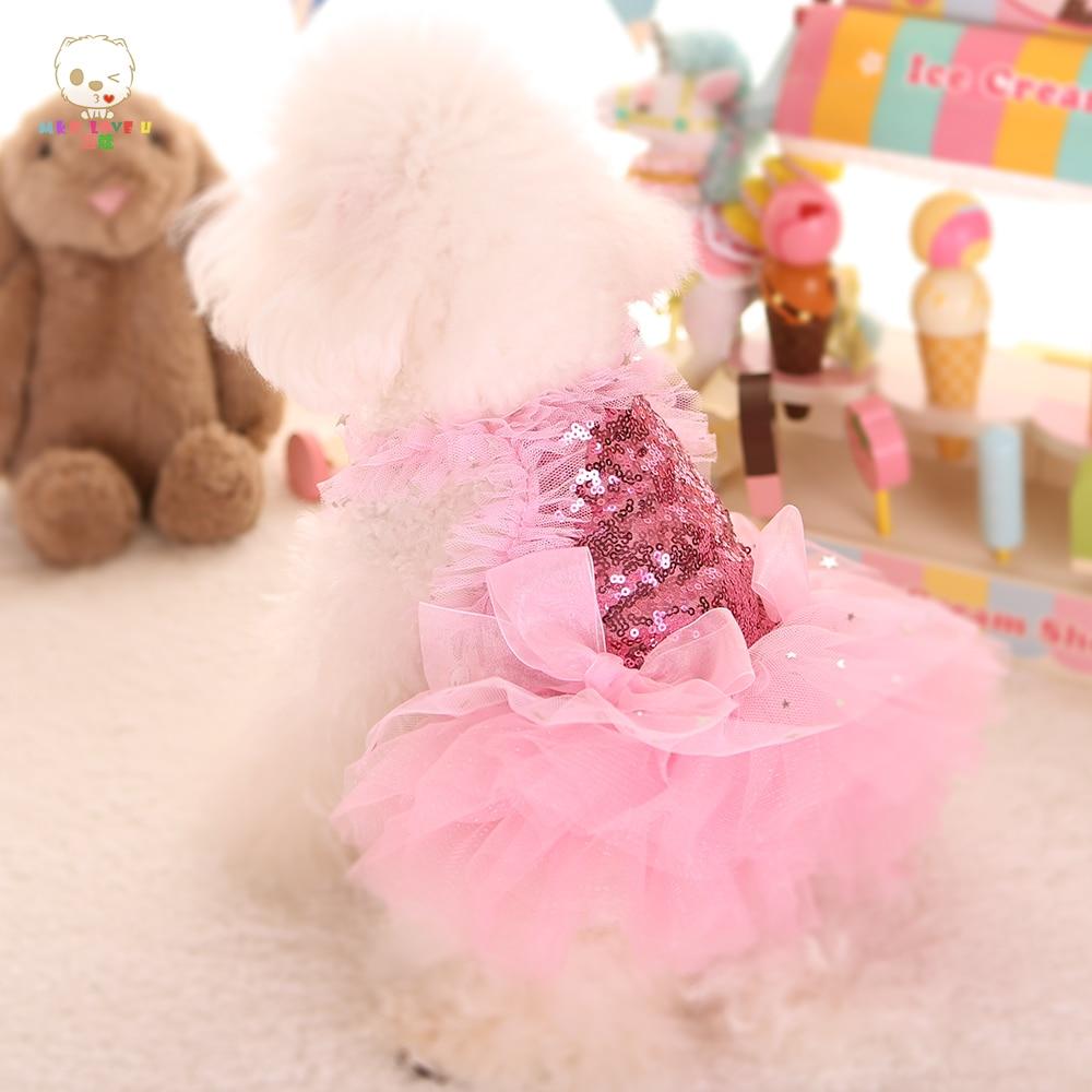Pequeño perro ropa para mascotas vestido de boda ropa para Chihuahua ...