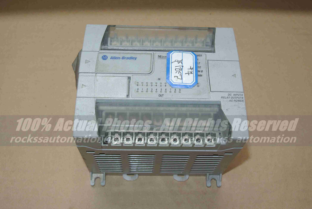 Module 1762-L40BWAR C Used In Good Condition With Free DHL / EMS