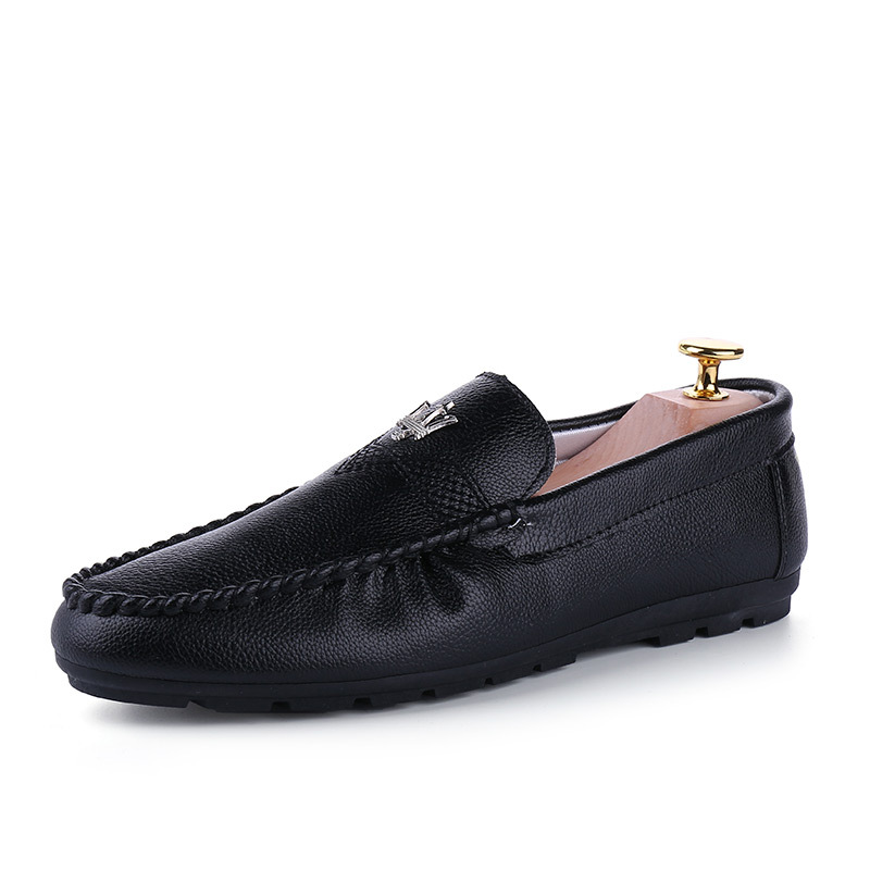 Hot Men Casual Shoes Luxury Brand 2018 Italian Fashion Men