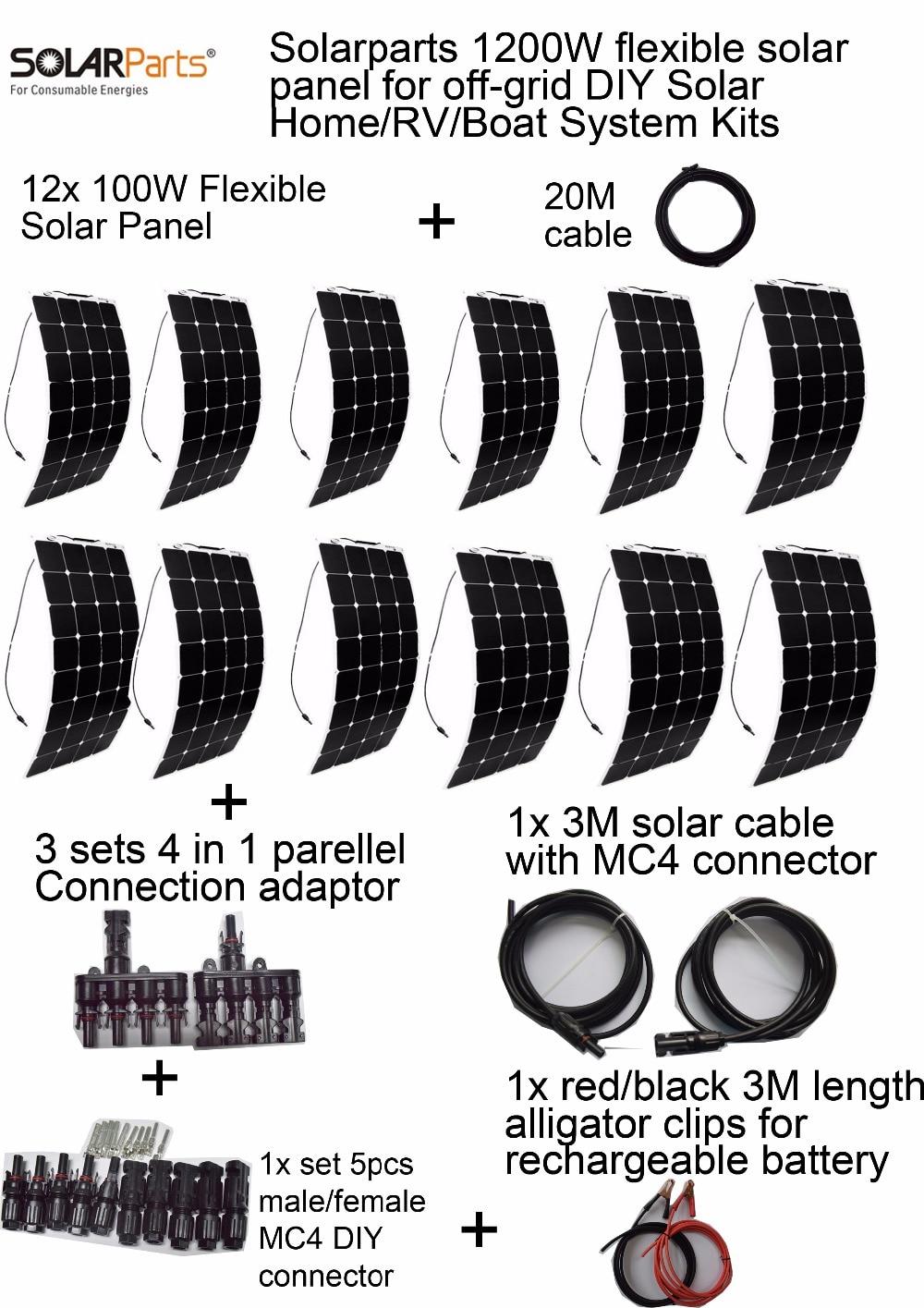 Aliexpress.com : Buy Solarparts off grid Solar System KITS