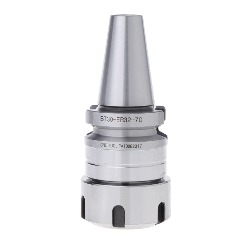 BT30 ER32-70L CNC Milling Collet Chuck Holder M12X1.75 Toolholder CNC Lathe cnbtr er20 extension rod type a 16mm motor shaft collet chuck holder toolholder cnc lathe milling part