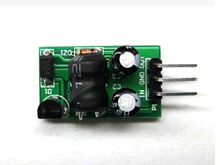 Free Shipping!!!  3pcs DC-DC Boost module 1.5V liter 12V Boost Power / Small