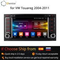 Ownice C500 Android 6.0 4G SIM LTE 2G RAM Car DVD GPS Radio for Volkswagen Touareg T5 Transporter Multivan 2004 2011 Stereo
