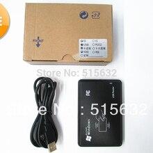 Высокое качество 125 кГц EM4100 безопасный черный USB RFID ID датчик приближения считыватель смарт-карт