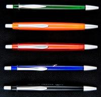 QSHOIC DHL 1000pcs/lot including 1 colour logo ball point pen promotional advertising gift pen school promotional pen
