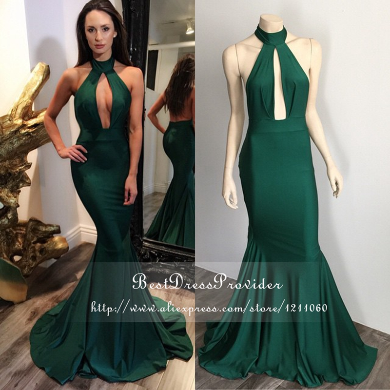 Popular Emerald Green Prom Dress-Buy Cheap Emerald Green Prom ...