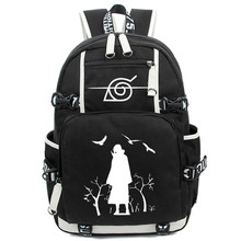 Naruto Akatsuki Printed School Backpack