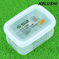KELUSHI 6pcs Optical fiber accessories storage box hardware tools spare parts storage Mini Optical fiber storage box