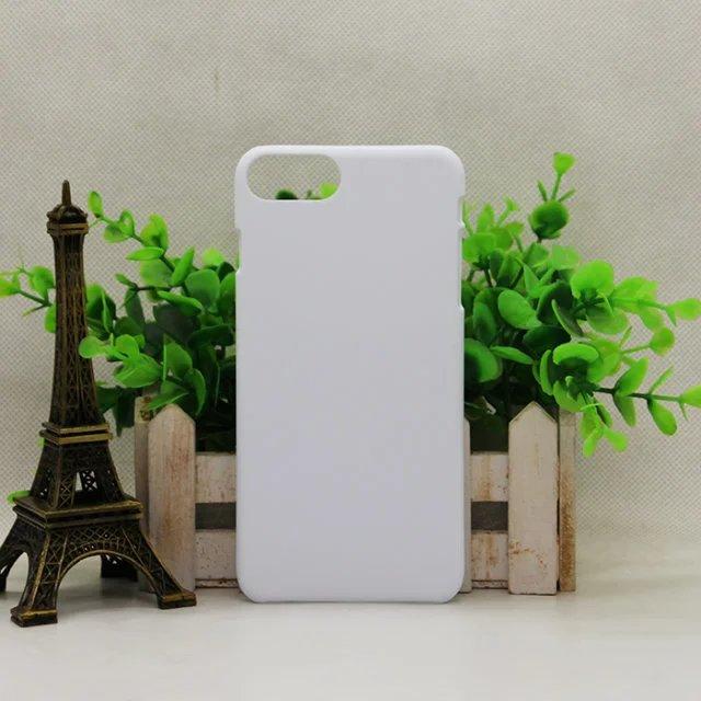DIY Sublimační tisk 3D krycí pouzdro pro iphone7 plus i7 + matný a lesklý 20ks / Lot