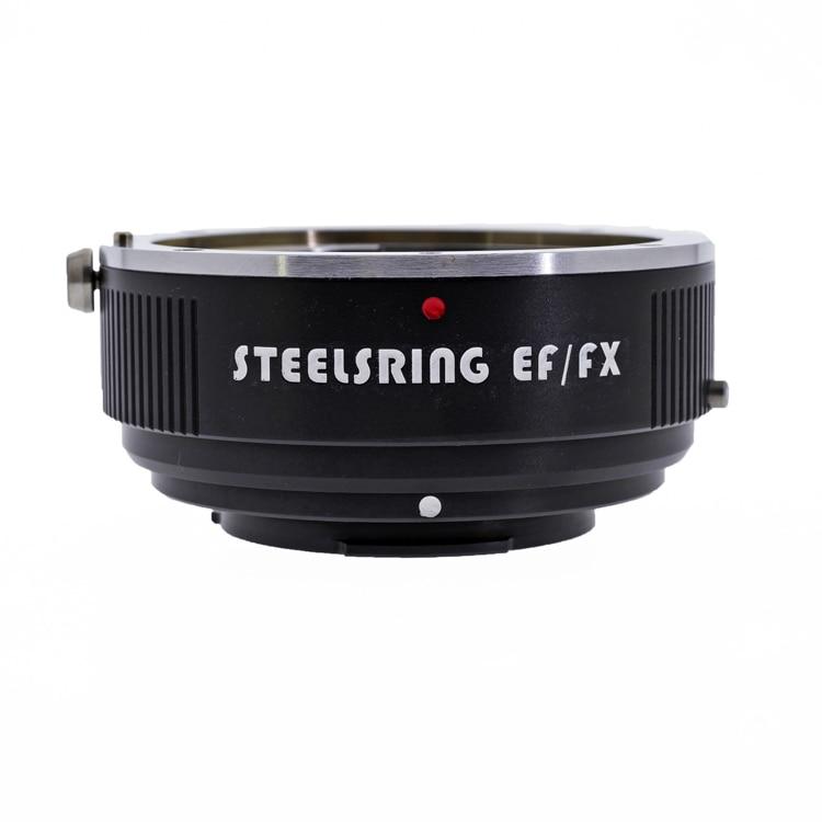 EF/FX EF-FX EF-GFX Auto Focus Lens Adapter for Canon EF Lens Mount to Fujifilm X-T2 X-T1 X-T20 X-Pro2 XT10 X-H1 FX Cameras цена