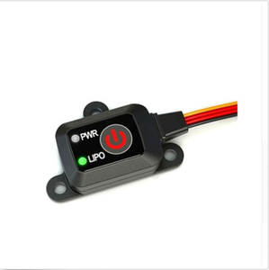 Image 1 - SKYRC Power Switch On/Off MCU Controlled LIPO NIMH Battery RC Car F22184