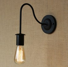 Antique Industrial Vintage Wall font b Lamp b font Edison Wall Sconce Loft Style Retro Wall