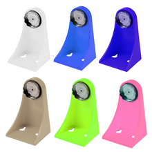 Household Home Bathroom Magnetic Soap Holder Container Dispenser Wall Attachment Adhesion for Bathroom Soap Accessories