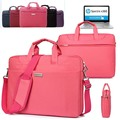 Waterproof Ladies Laptop Shoulder Bag Carry Case Briefcase Messenger for HP 13.3'' Spectre x360 X2 13 inch Ultrabook