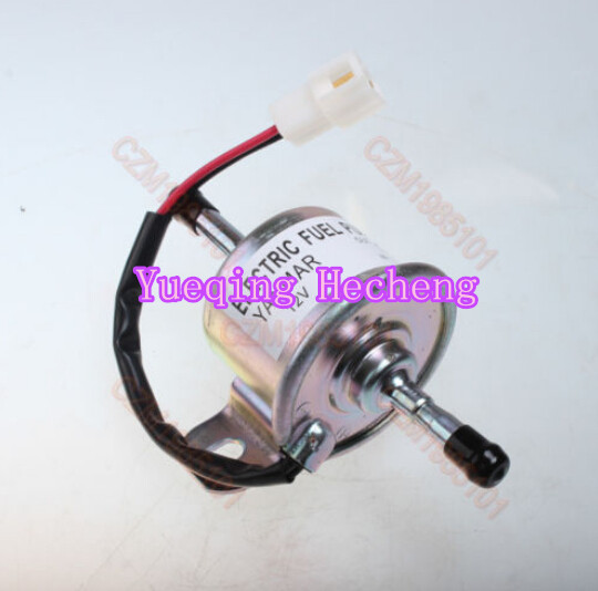 12V Fuel Pump 119225-52102 For TNV Series Engine Generator gorenje e 52102 aw0