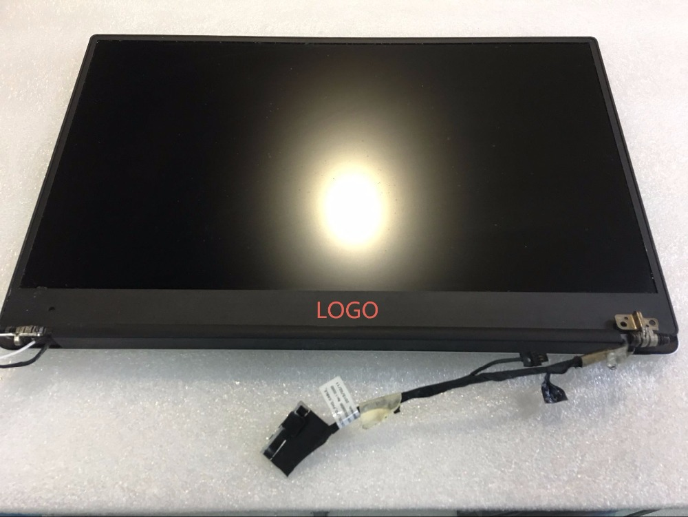 13.3 Inch Full Monitor LCD Screen Assembly For Dell XPS 13 9350 Assembly FHD Non Touch Screen Digitizer 1920*1080 + Cover Case free shipping 13 3 for dell xps 13 9350 assembly qhd lcd screen wih touch digitizer 3200 1800