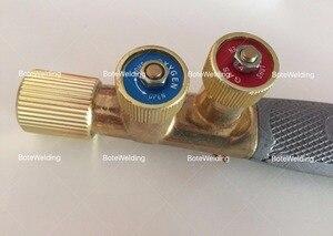 Image 5 - شعلة لحام عالية الجودة من النوع الياباني أدوات لحام غاز الشعلة الأكسجين الأسيتيلين المحمولة مسدس لحام البروبان
