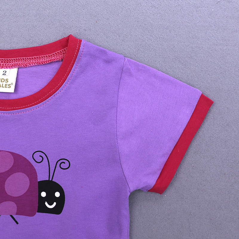 Children Girls Boys Pajamas Suits 2 7 Years Baby Clothes Sets Infant Clothes sets T Shirts Shorts 2Pcs Suit Sleepwear in Clothing Sets from Mother Kids