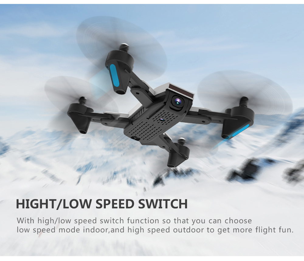 RC Helicopter With HD Camera Wide Angle Selfie Drone Palm Control Quadcopter With WiFi Camera SG700 Upgraded Version SG700s Dron 20