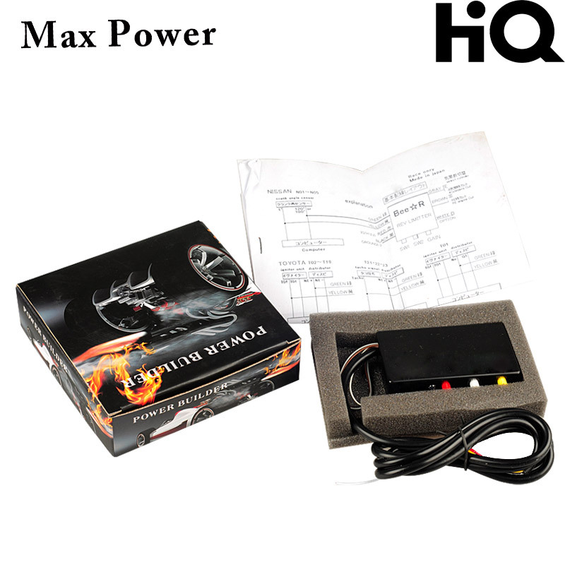 Auto Parts Exhaust Flame Thrower Fire controller Burner Afterburner Ignition Rev Limiter Type B for Nissan