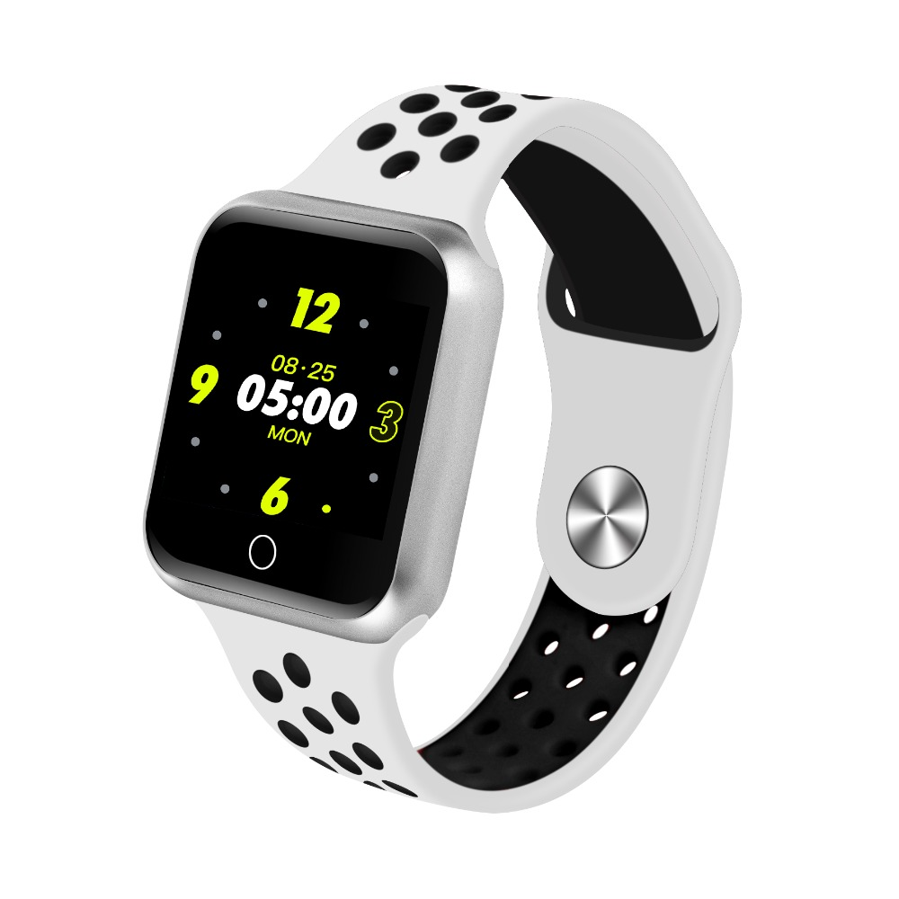 696 S226 Smart Band Colorful Screen Heart Rate Monitor Bracelet Blood Pressure Fitness Tracker Smart band Sport Watch Wristband meanit m5