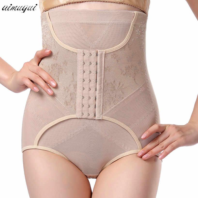 dc9087e9fa Waist Trainer Tummy Control Panties Butt Lifter Body Shaper waist cincher  corset Hip Abdomen Enhancer Panty