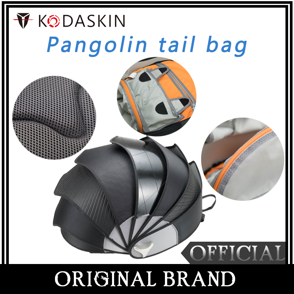 KODASKIN мотоциклетная сумка для рюкзака, сумка для шлема, мужская сумка для езды на плечах, рыцарь, локомотив, Oangolin, водонепроницаемая сумка