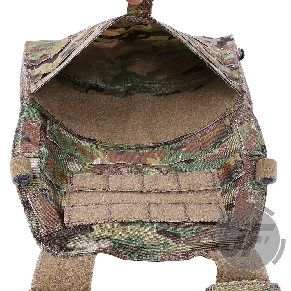 Image 5 - Emerson Tactical Modular MOLLE LBT 6094A Plate Carrier EmersonGear LBT 6094A Combat Vest w/ M4 M16 5.56 .223 Magazine PouchesHunting Vests   -