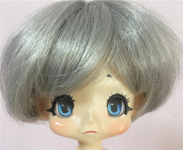FREE SHIPPING QBTD CUTE DOLL BJD SD JOINTED TOY JOINT BODY WITH HAIR DIY GIFT FOR GIRL OR BOY LOVELY DOLL 2